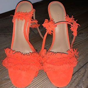 Banana Republic Ruffled Heels